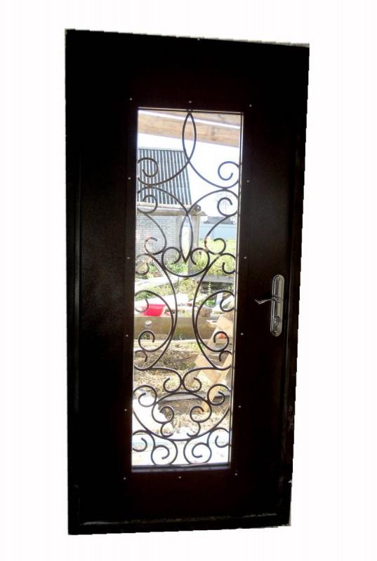 купить и установить быстро металлические двери